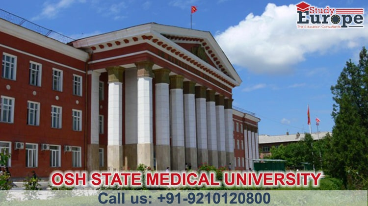 OSH State Medical University, Kyrgyzstan