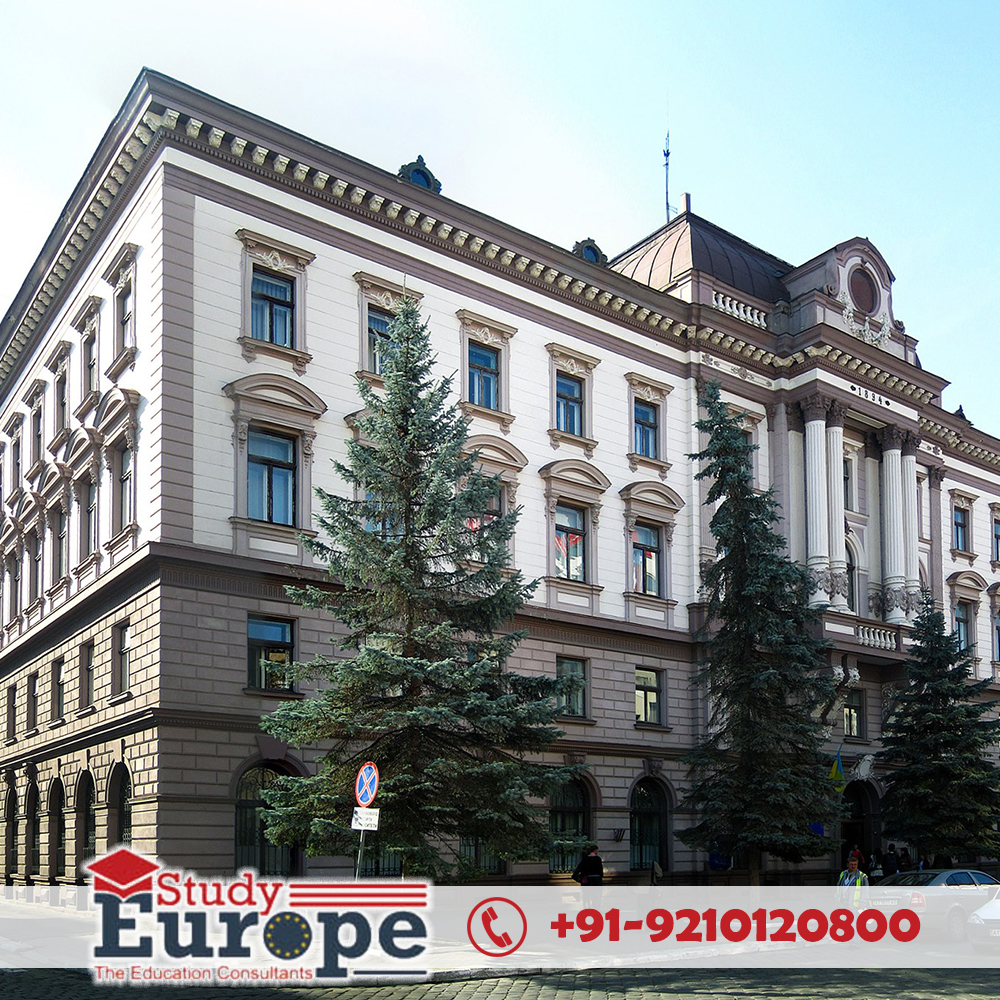Ivano Frankivsk National Medical University
