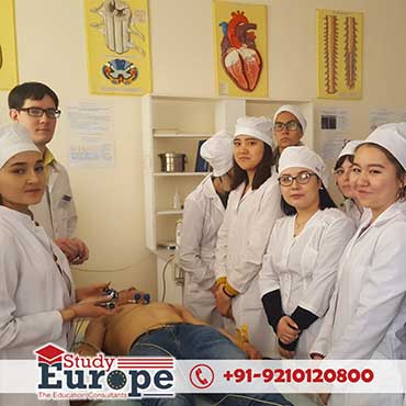 MBBS Admission in Kazakhstan