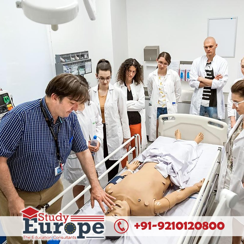 MBBS From Europe