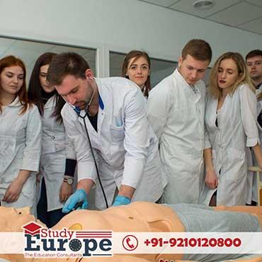 Medical Education in Ukraine