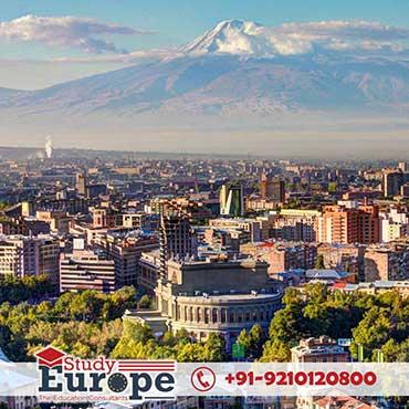 Study Medicine in Armenia