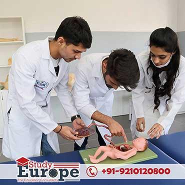 Study Medicine in Kyrgyzstan