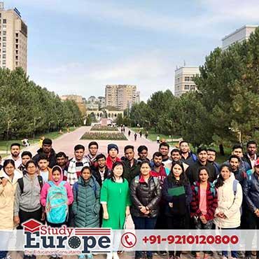 Kazakhstan MBBS